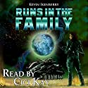 Runs in the Family Audiobook by Kevin Ikenberry Narrated by Cici Kay