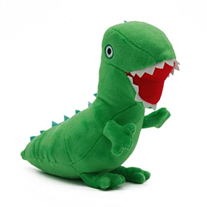 Amazon Com Maggift George Dinosaur Plush Stuffed Cartoon Dinosaur