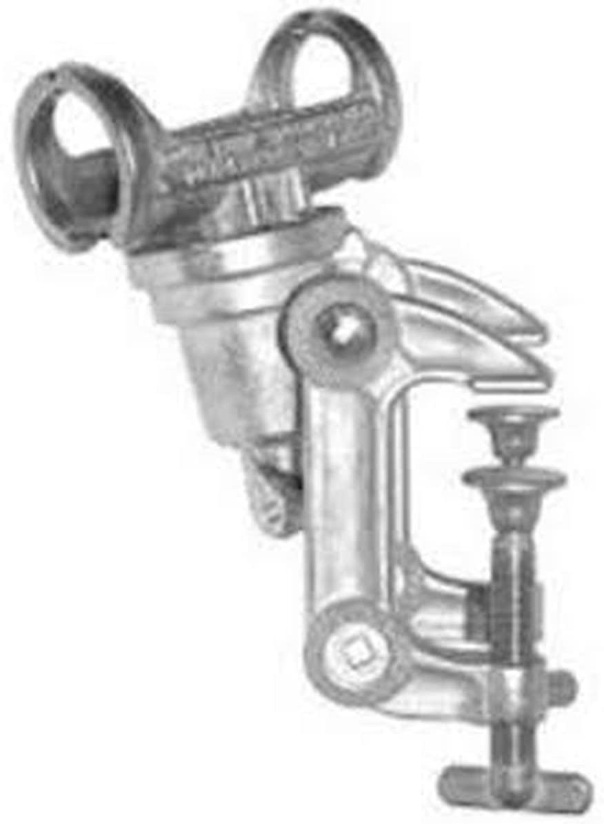 Down-East S-10 Rod Holder Clamp-On Two Clamps