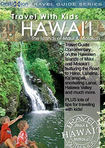 DVD : Travel With Kids - Hawaii - Maui & Moloka'i (DVD)
