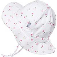 Jan & Jul Baby Toddler Kids Breathable Cotton Sun Hat 50 UPF, Adjustable for Grow, Stay-on