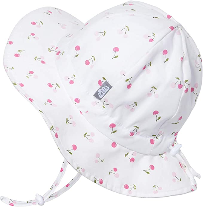 For Girls Baby Baby Butterfly Hats Cotton Baby Hats Infant Sun Hats Caps