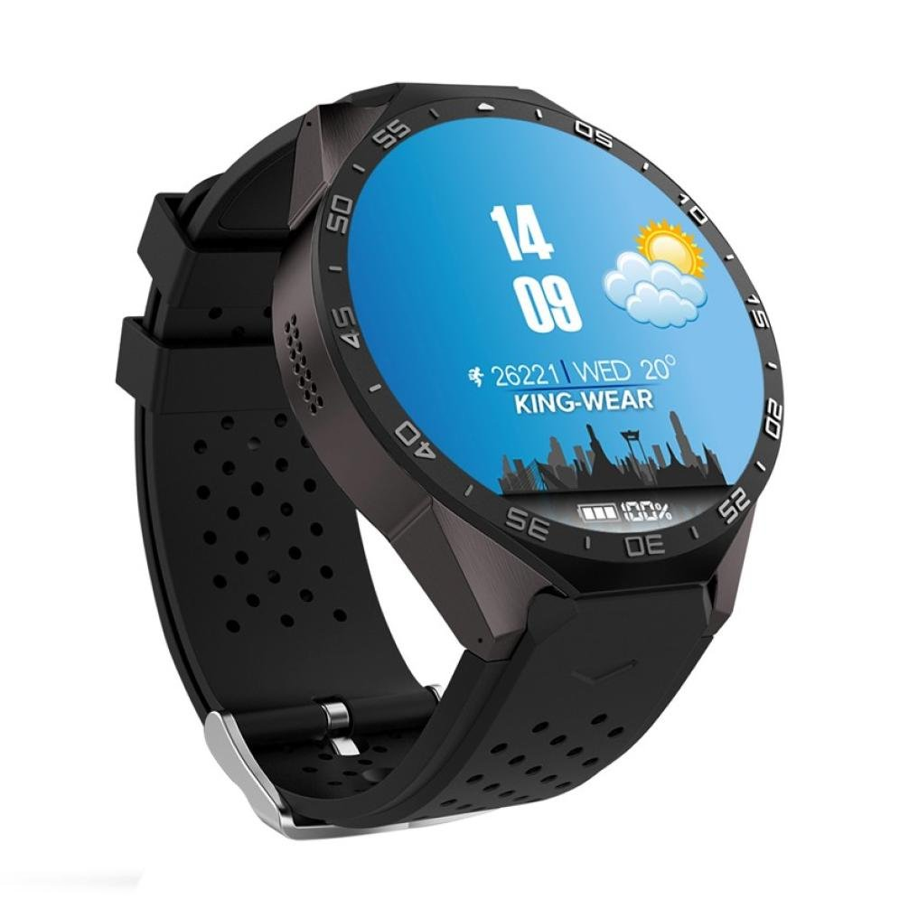 Amazon.com: KW88 Bluetooth Smart Watch SANNYSIS Android 5.1 ...