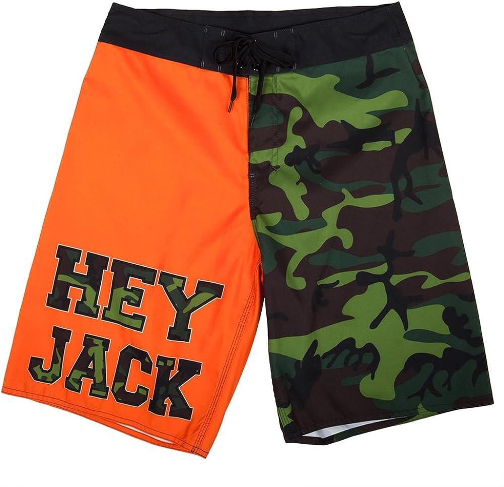Rednecks XS S Duck Dynasty Licensed A/&E Boys Swim Trunks w// Pocket Camouflage