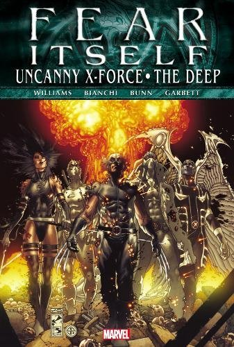 Fear Itself: Uncanny X-Force/The Deep, used for sale  Delivered anywhere in Canada