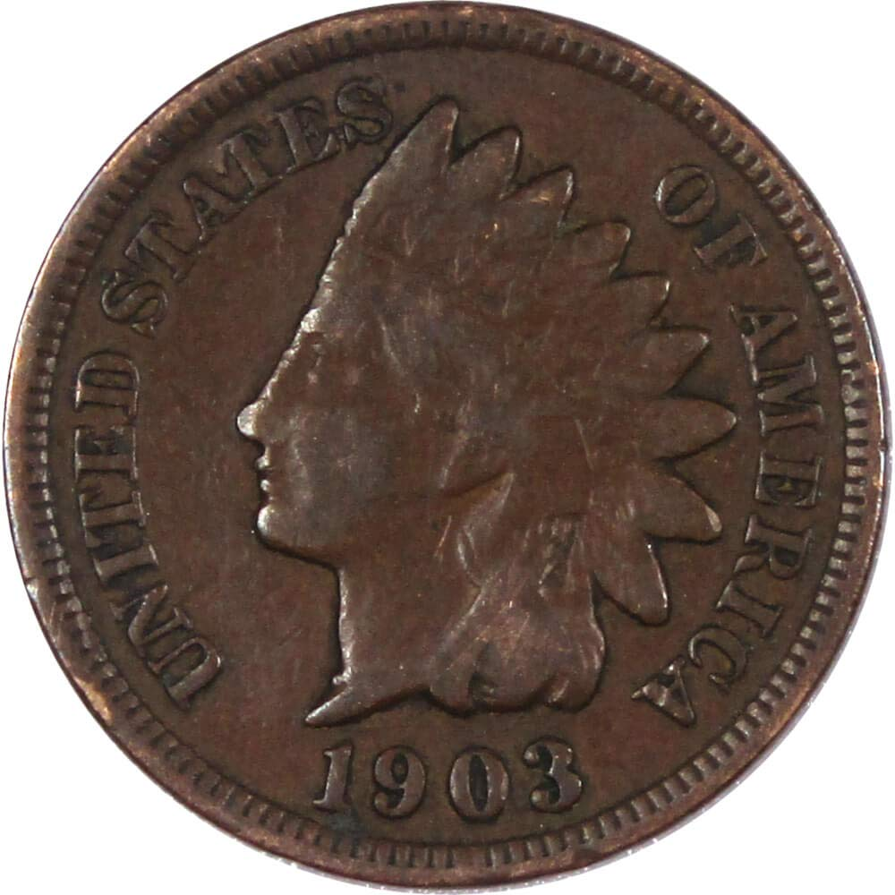 1903  INDIAN  HEAD  CENT #16
