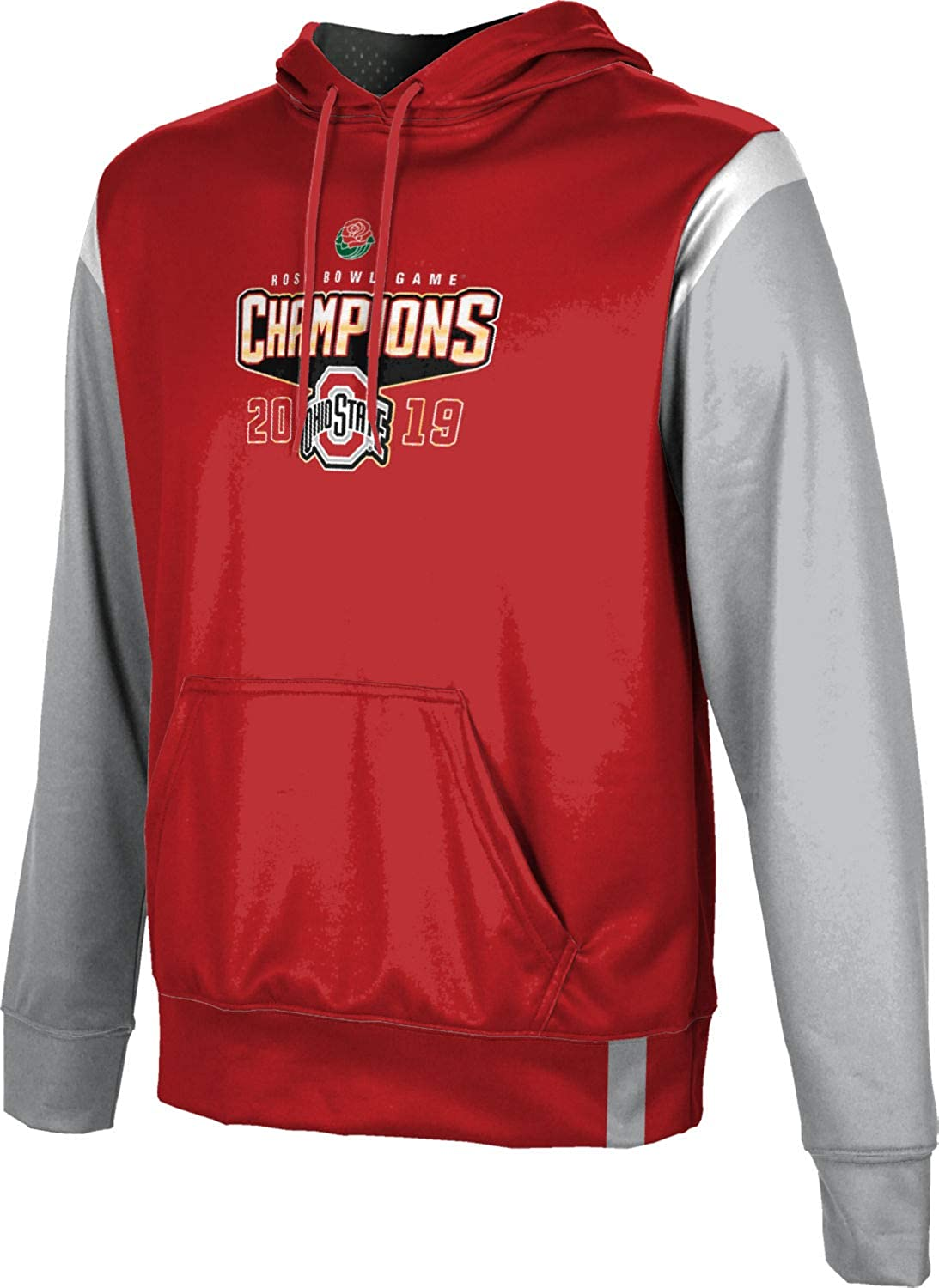 Tailgate Ohio State University Boys Pullover Hoodie Rose Bowl Champions 2019