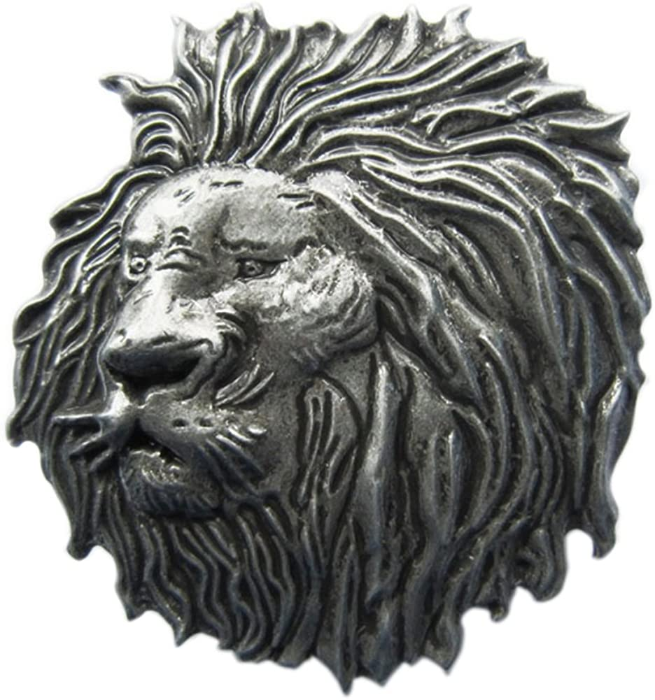 Urban Backwoods Lion III Hebillas de cinturón Belt Buckle