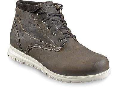 Meindl Chaussures À Lacets En Cuir Pour Les Hommes, Brun, Taille 9