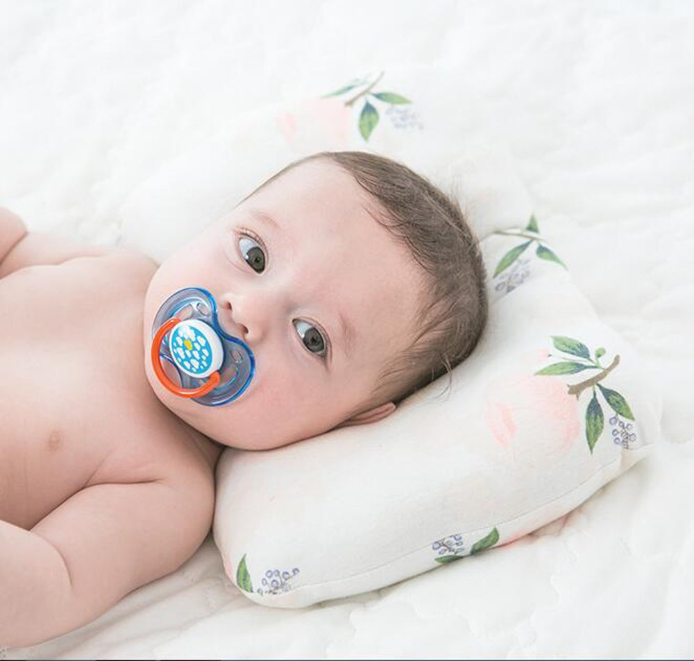 Reci/én nacido beb/é Infant Toddler almohada protecci/ón para cabeza plana 12,6/x8.3
