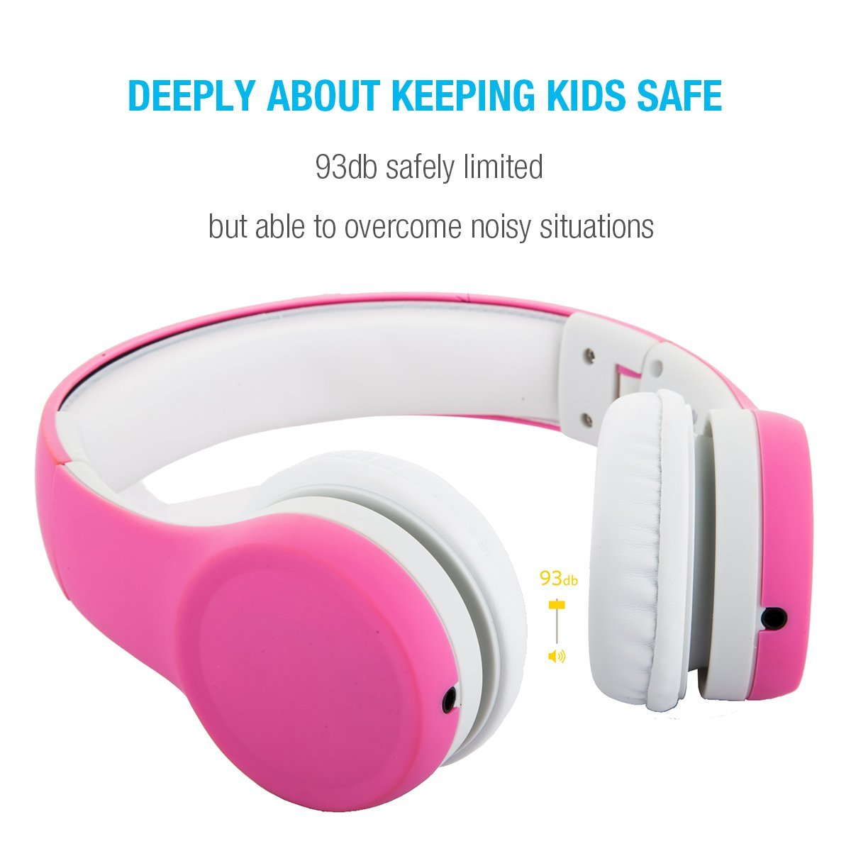 full hd office pearly bellinger amazoncom wired volume limited kids headphones with a microphone for boys bernhardt vintage desk 458592