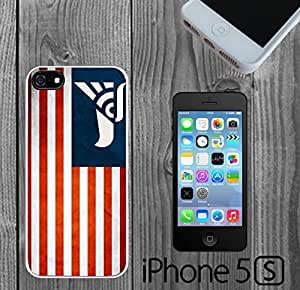 Americo Flag Custom made Case/Cover/Skin FOR iPhone 5/5s