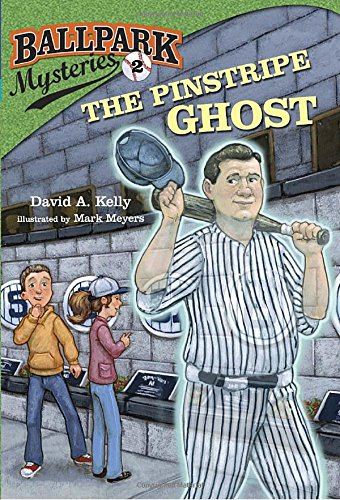State Park Ghost (The Pinstripe Ghost (Ballpark Mysteries))