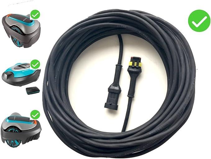 Amazon.com: EcoBioEnergy Transformador Cable de Bajo Voltaje ...