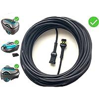 Câble Transformateur pour – GARDENA ROBOTIC SMART SILENO CITY – Robot Tondeuse à Gazon – Basse Tension Câble – pour Modèles: 250, 500, 1000 – (10 mètres [32 pieds])