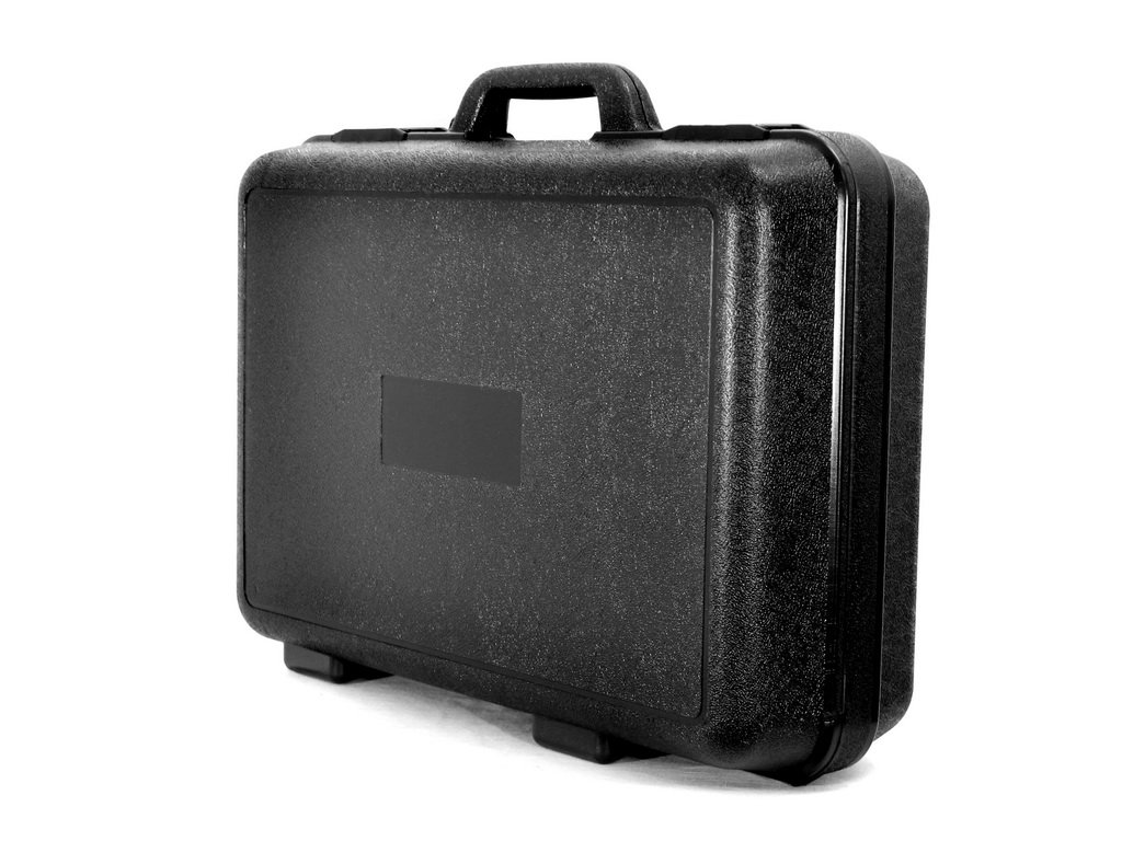 Cases By Source B21147 Blow Molded Empty Carry Case 21 x 14 x 6.625 Interior