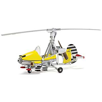 Corgi CC04603 EON James Bond Gyrocopter Little Nellie You Only Live Twice 50th Anniversary Model: Toys & Games