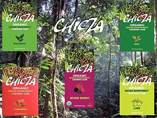 Natural Mayan Chewing Gums