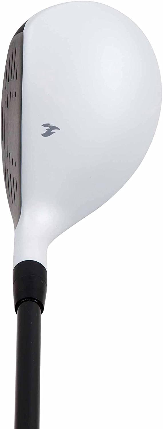 Pinemeadow Golf Men's Command W7X 4 Hybrid, Right Hand, Graphite, Regular