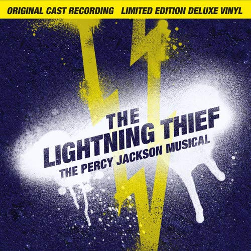 Musical Vinyl (The Lightning Thief - The Percy Jackson Musical (Original Cast Rec.))