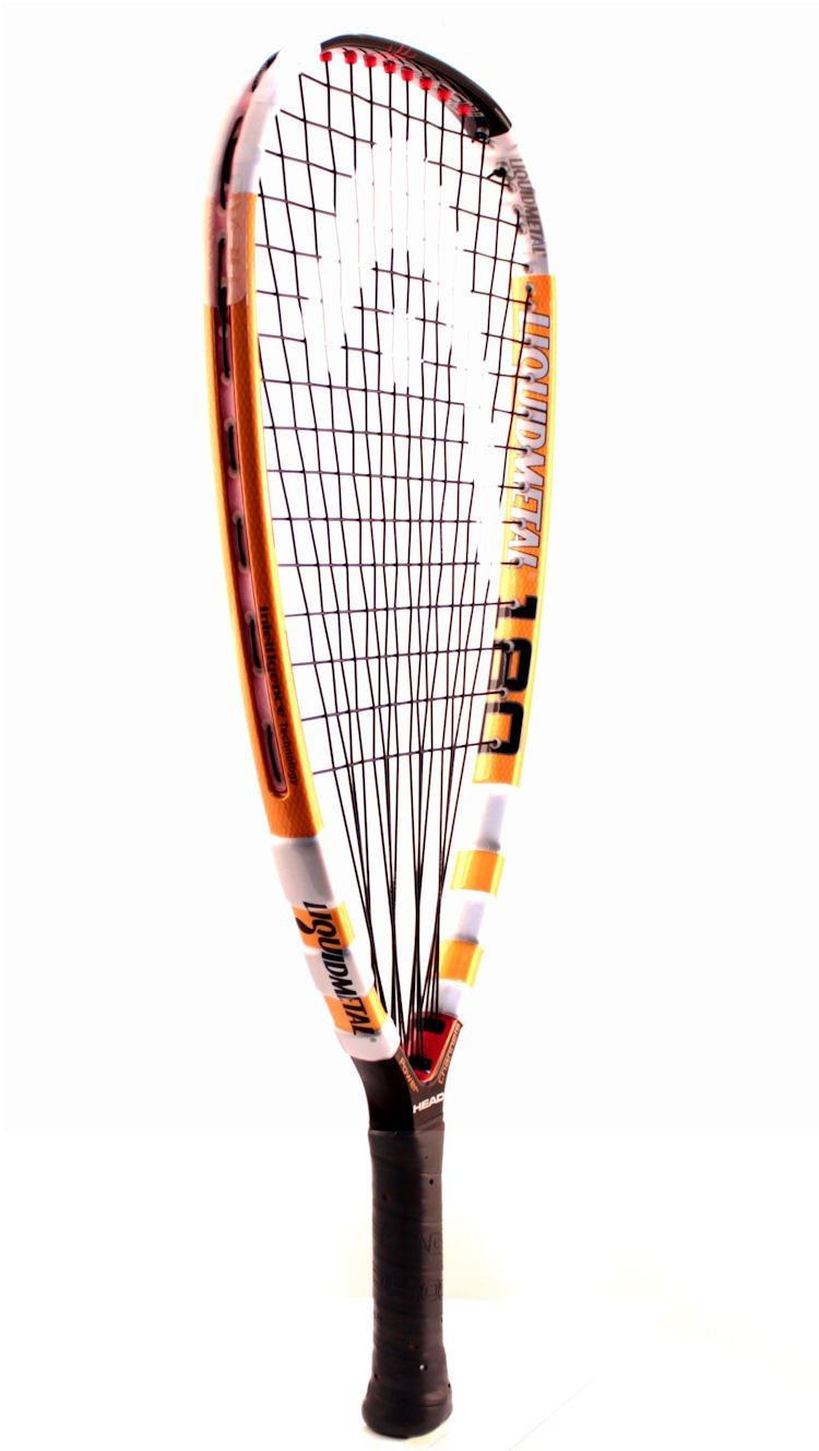 Head Liquid Metal 180 Racquetball Racquet, (SS) 3 5/8'' Grip by HEAD (Image #2)