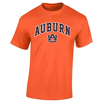 9471ca234d Amazon.com   Elite Fan Shop Auburn Tigers Tshirt Arch Orange ...