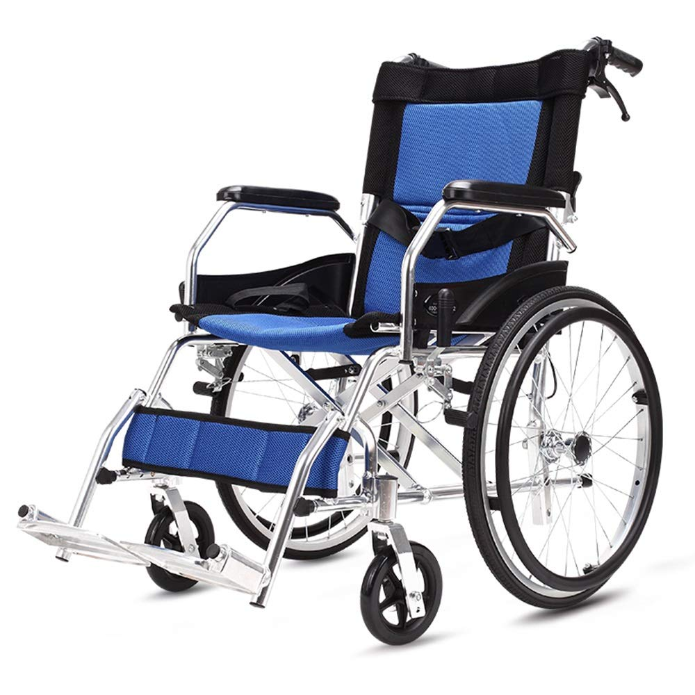 最安値 FEIFEI B07GWSY24J 厚手アルミニウム合金手動車いす折りたたみ軽量高齢者用ポータブル車椅子 FEIFEI B07GWSY24J, VIPORTE:8dca3631 --- a0267596.xsph.ru
