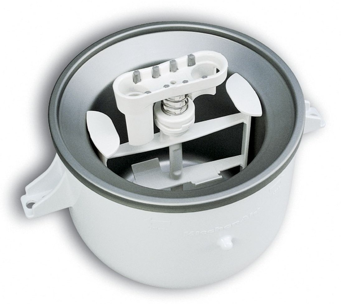 Kitchenaid Stand Mixer Ice Cream Maker Attachment For 4 8 L Bowl Lift Stand Mixer Buy Online In Gambia At Gambia Desertcart Com Productid 121818708