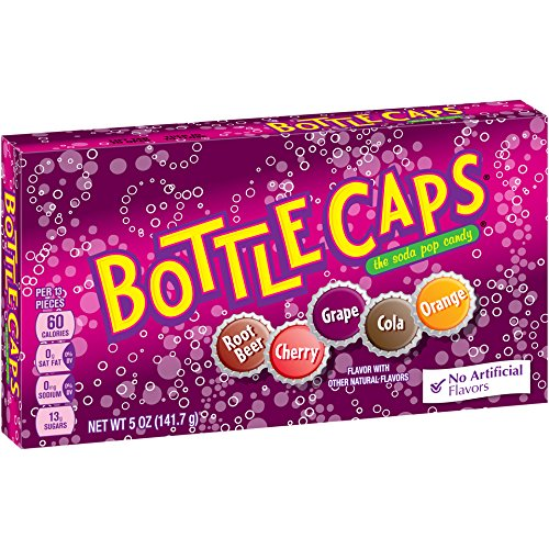 Bottle Caps Candy Theater Box, 5 oz -