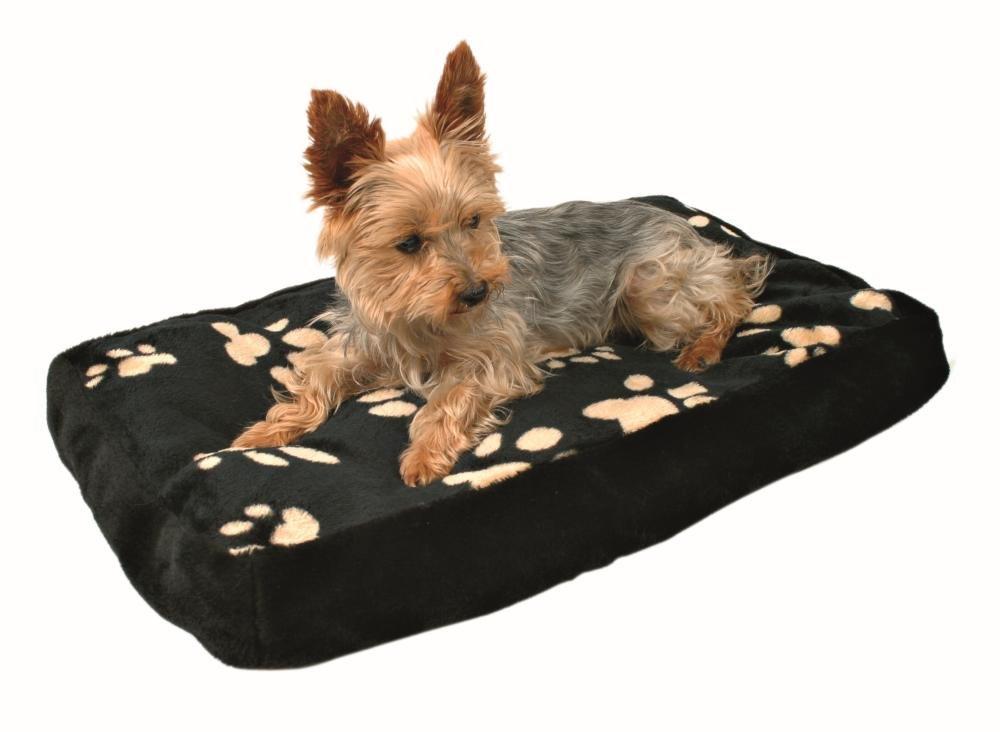 Trixie Coussin Winny, 60 × 40 cm, noir, pour chien 4011905375717