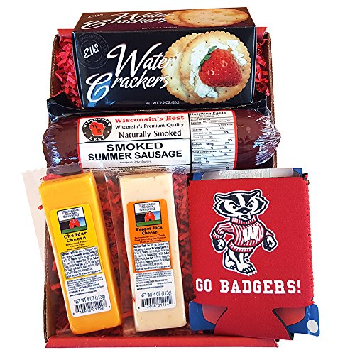 Specialty features Sausages Wisconsin tailgating