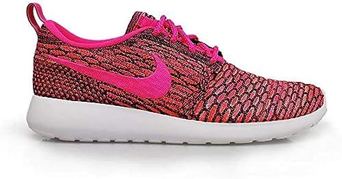 NikeRoshe Flyknit - Zapatillas de Running Mujer: Nike: Amazon.es ...