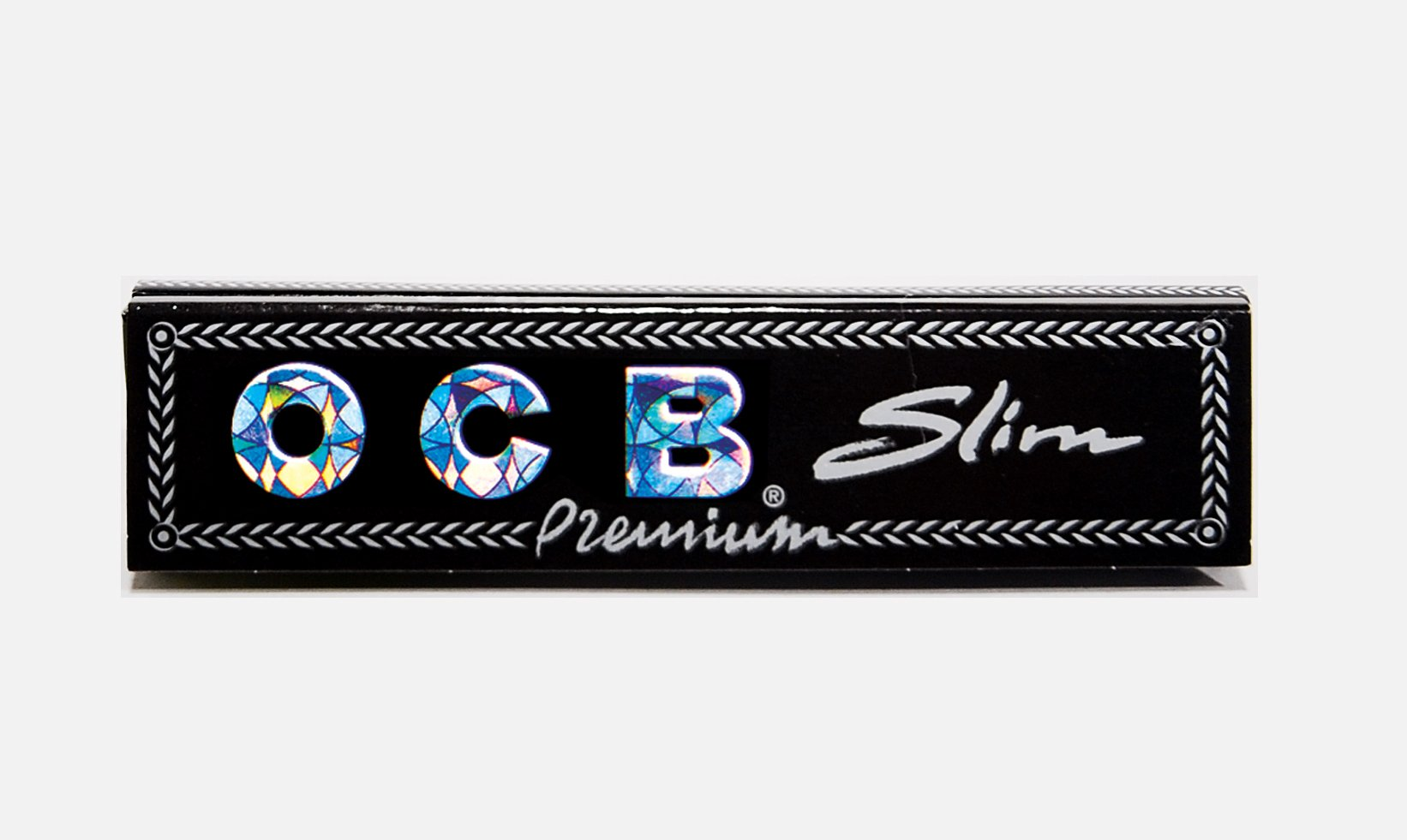 10 booklets - OCB PREMIUM KING SIZE w/ FILTERS ATTACHED - Rolling Papers