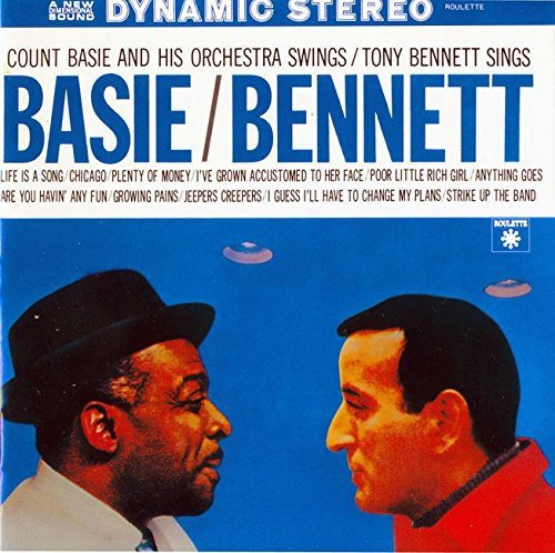 Basie Swings Bennett Sings - Count Basie Swings / Tony Bennett Sings