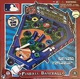 PB Swiss MLB Baseball Pinball with All 30 Teams Stickers.