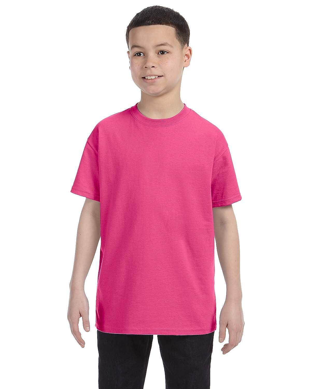 Hanes Tagless Youth T-Shirt 5450