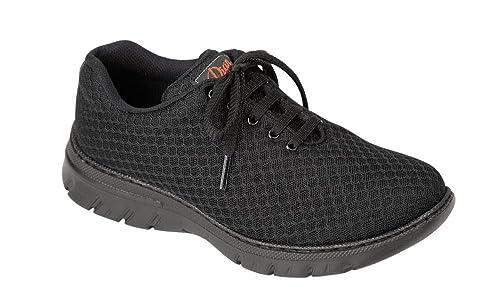 Dian Calpe - zapatillas transpirables - negro - talla 36 Lp71wtV9a