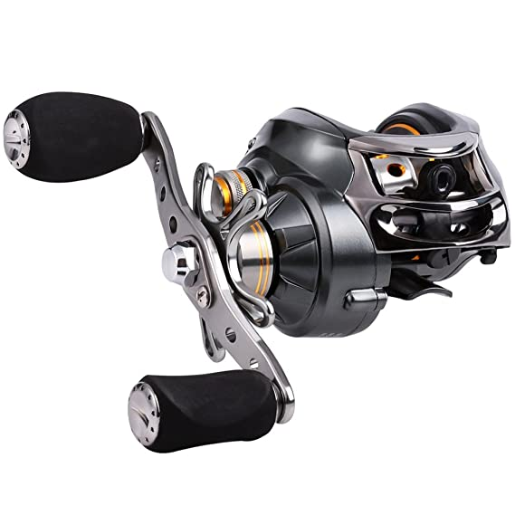Review Sougayilang Baitcasting Fishing Reel