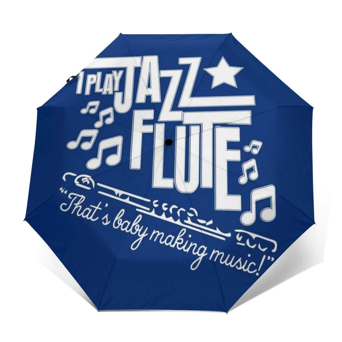 I Play Jazz Flauta Ron Borgoña Cita Anchorman Resistente al ...