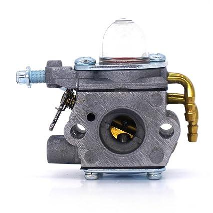 Amazon.com: nimtek nuevo carburador para Homelite Craftsman ...