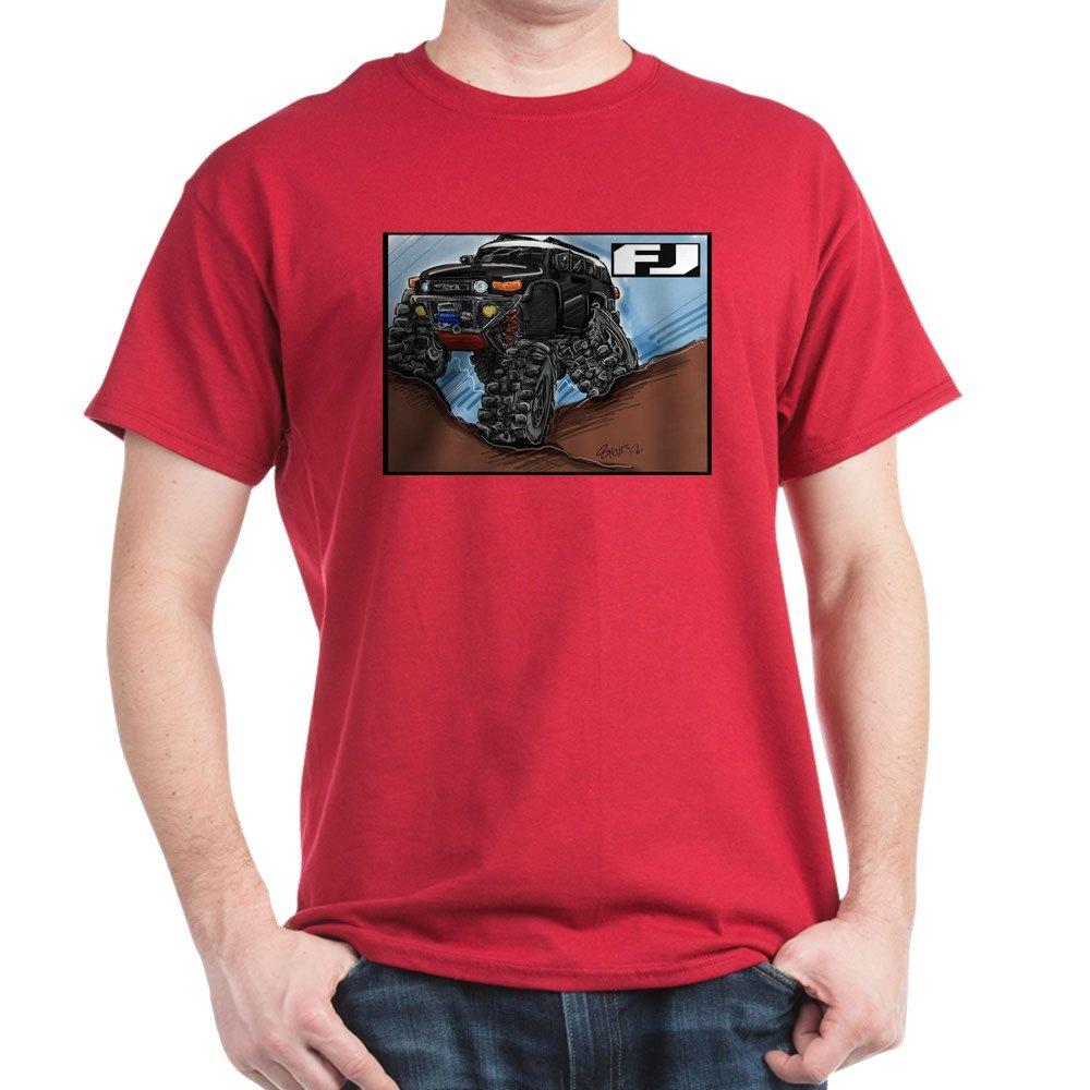 Balck Fj Cruiser Art Classic T Shirt 3549