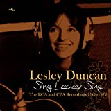 Sing Lesley Sing: The RCA & CBS Recordings (1968-1972)