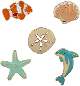 fried herbs pin Brooch Anglerfish brooch fish anglerfish sea world ocean brooch stain glass dweller of deep
