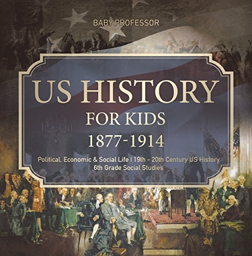 US History for Kids 1877-1914 - Political, Economic & Social Life | 19th -  20th Century US History | 6th Grade Social Studies