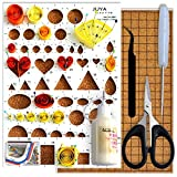 JUYA Paper Quilling Kit with Blue Tools 960