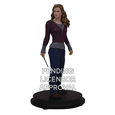 Icon Heroes JUL188402 Harry Potter: Hermione Granger 1: 9 Scale Polystone Statue: Toys & Games [5Bkhe0202524]