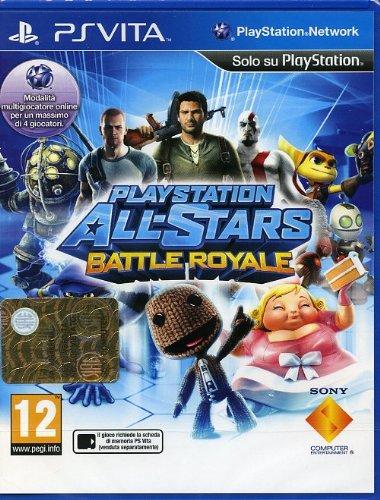 26 opinioni per PlayStation All-Stars: Battle Royale