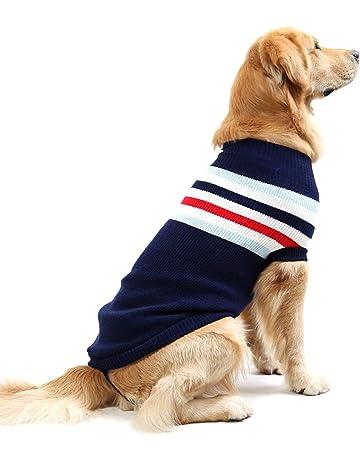 52d4944918c5c ... VêTements Court Plaid Bow Robe. 11. Pull à rayures tendance pour chien  - Manteau en tricot de laine chaud et doux pour