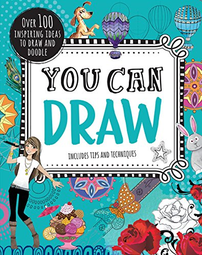 you can draw parragon books - 1