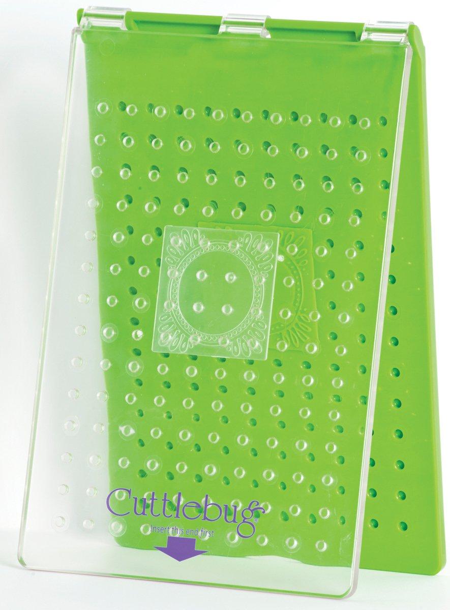 Cuttlebug All-In-One 6-Inch by 9-Inch Folder